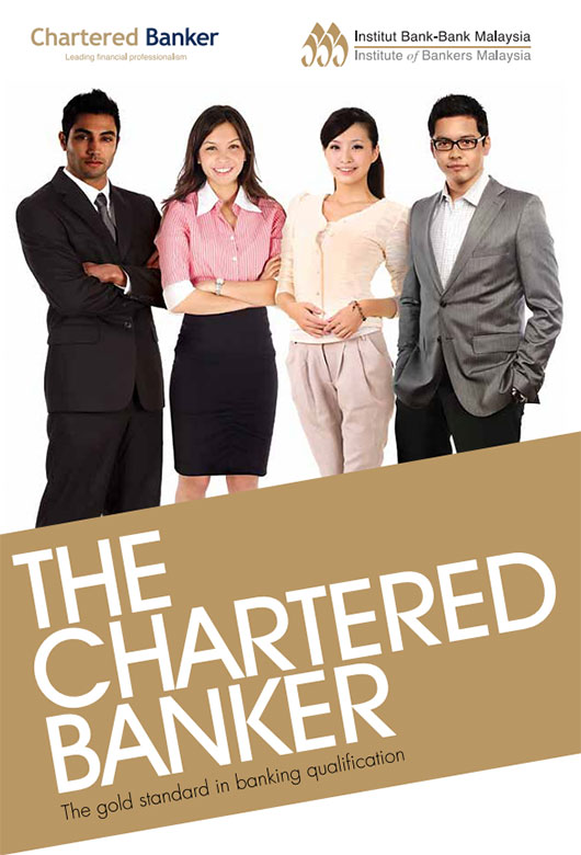 The Chartered Banker - The Gold Standard in Banking Qualification